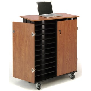 Oklahoma Sound Lap Top Charging And Storage Cart