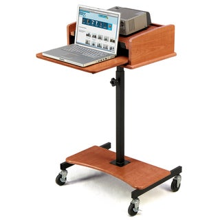 Oklahoma Sound Cherry Laptop Speaker Stand