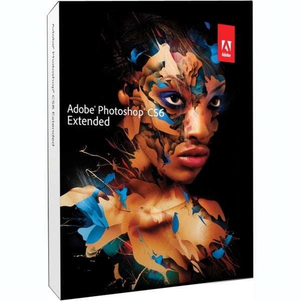 Adobe Photoshop CS6 v.13.0 Extended (Student & Teacher Edition) - Com
