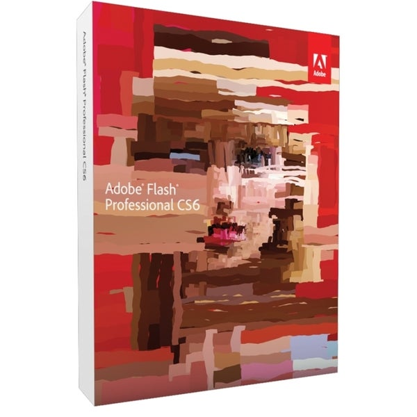 Adobe Flash CS6 v.12.0 Professional (Student and Teacher Edition) - C