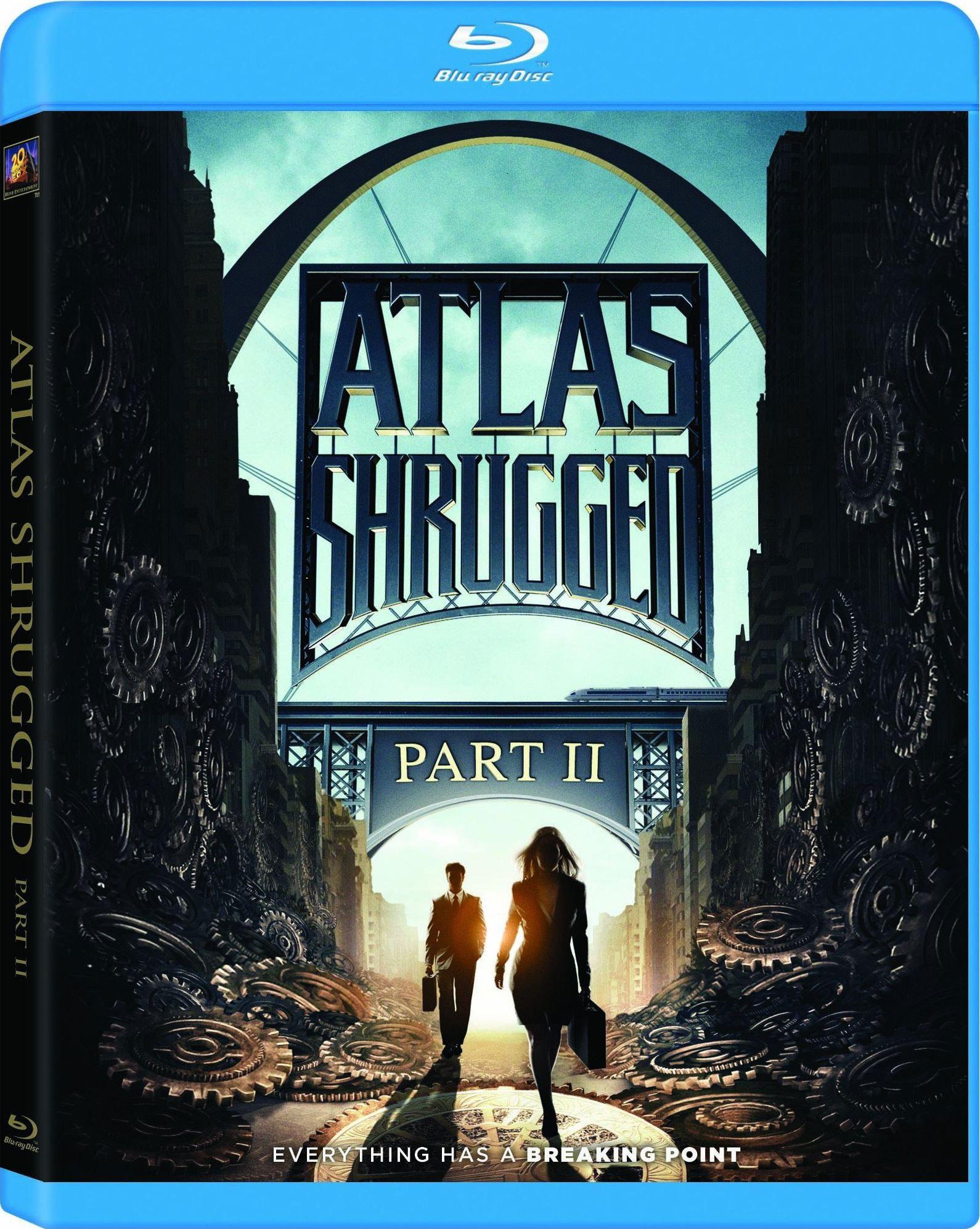 Atlas Shrugged Part II (Blu-ray Disc)