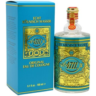 Muelhens 4711 5.1-ounce Eau de Cologne Splash