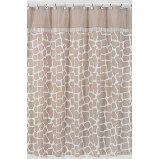 Tan Shower Curtains