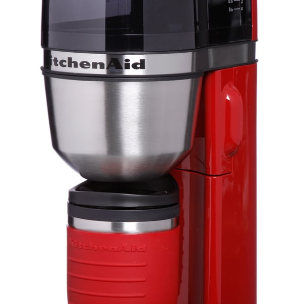 kitchenaid kcm0402er empire red personal coffeemaker free shipping today