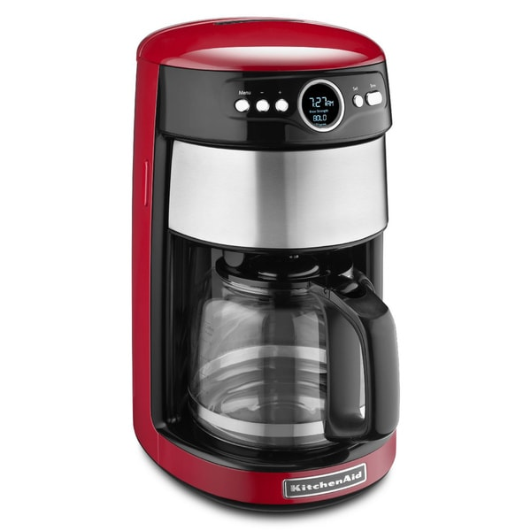 shop kitchenaid kcm1402 14 cup coffee maker free shipping today rh overstock com