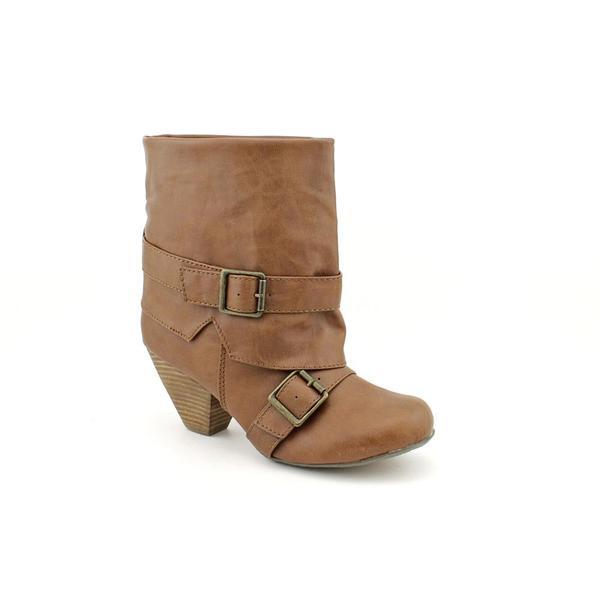 Blowfish Women's 'Wang' Leather Boots