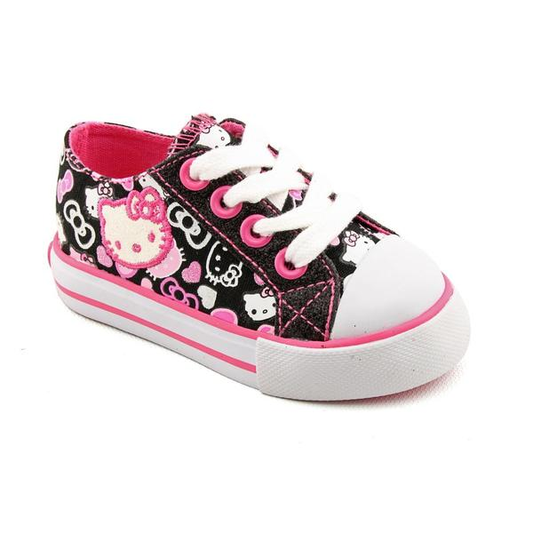 Hello Kitty Girl's 'Lil Lacey' Synthetic Casual Shoes