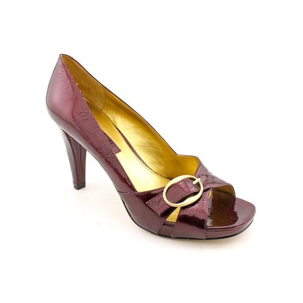 Bandolino Women's 'Quartez' Leather Dress Shoes (Size 6.5)