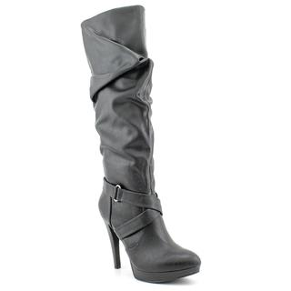 INC International Concepts Women's 'Petra' Man-Made Boots