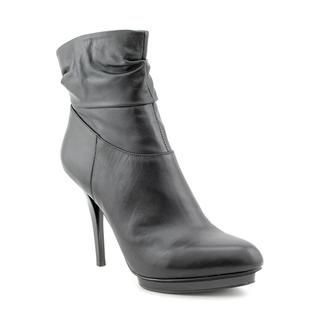 INC International Concepts Women's 'Gallia' Leather Boots