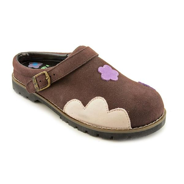 L'amour Girl's '647' Regular Suede Casual Shoes