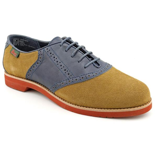 Bass Women's 'Enfield' Leather Casual Shoes - Narrow (Size 9.5)