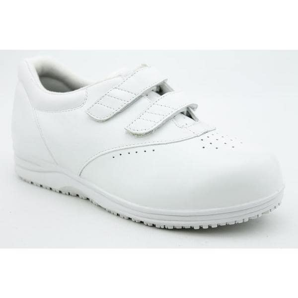 Standing Comfort Women's 'Dash' Leather Occupational - Extra Wide (Size 11.5)