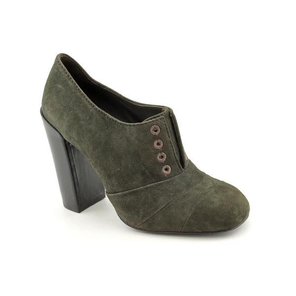 68d832a23 Shop Tory Burch Women s  Stella  Regular Suede Boots - Free Shipping ...
