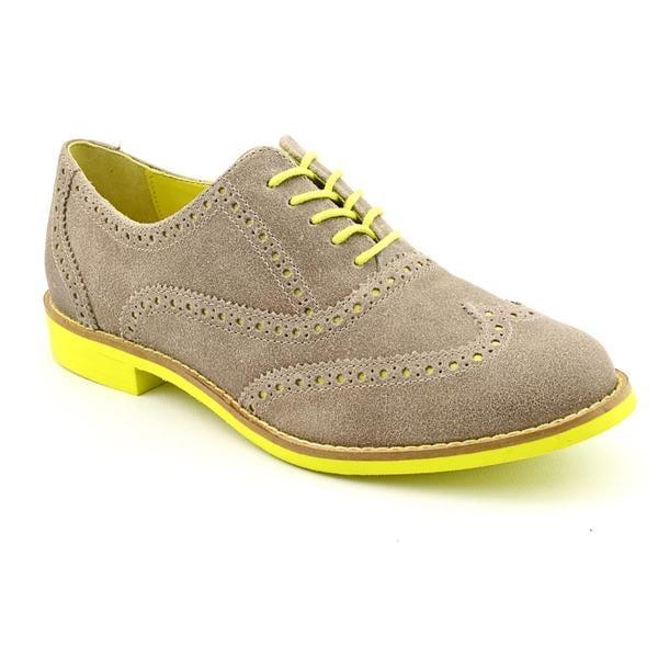 abb29de2b04 Shop Cole Haan Women's 'Alisa Oxford' Leather Dress Shoes - Free ...