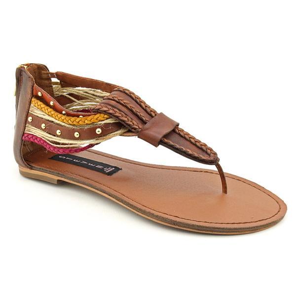Steven Steve Madden Women's 'Bonyta' Leather Sandals