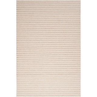 Handwoven Emilia Biscotti Wool Rug (8' x 11')