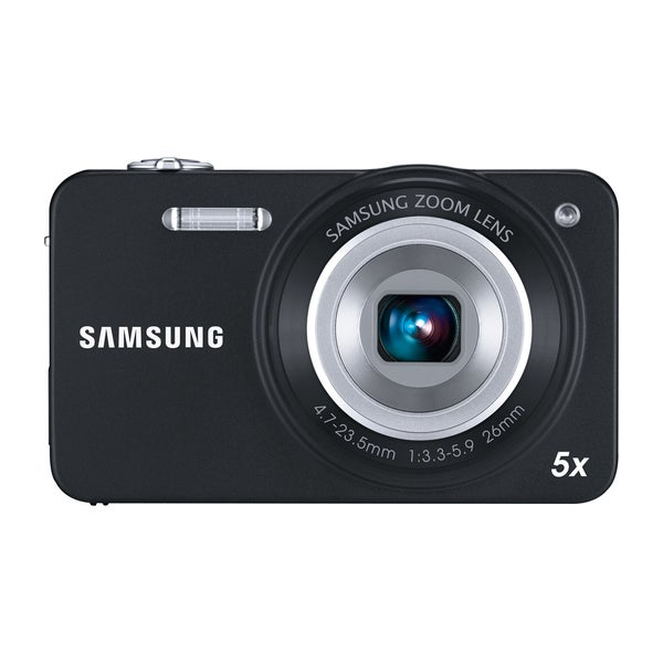 Samsung ST90 14.2MP Indigo Blue Digital Camera