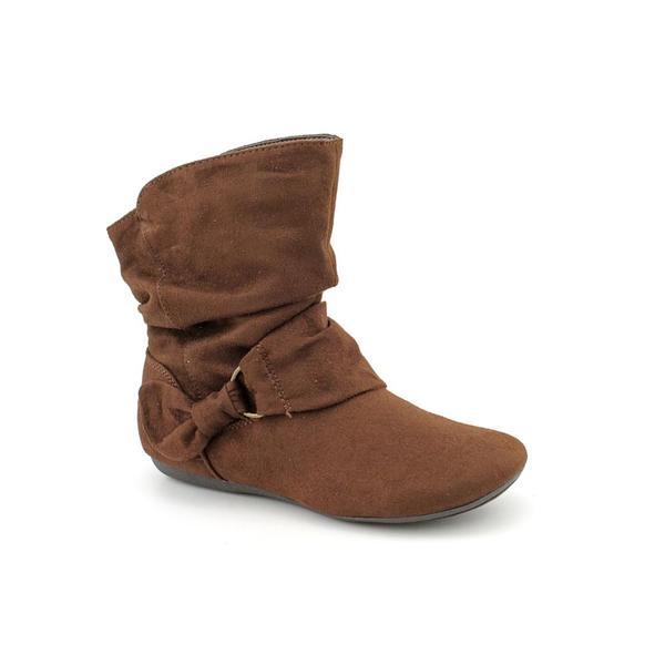 Report Women's 'Fannie' Faux Suede Boots