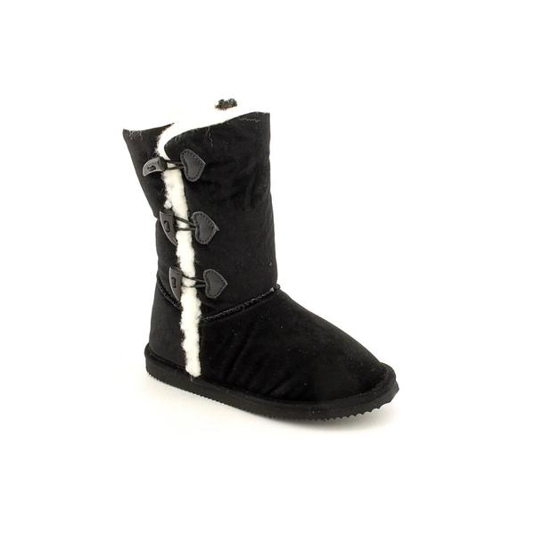 L'amour Girl's 'A740' Basic Textile Boots