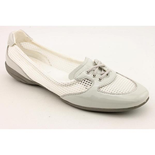 Rockport Women's 'Laura Ballerina' Patent Leather Casual Shoes - Wide (Size 9)