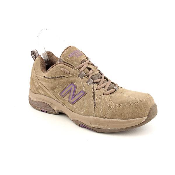 New Balance Women's 'WX608V3' Leather Athletic Shoe