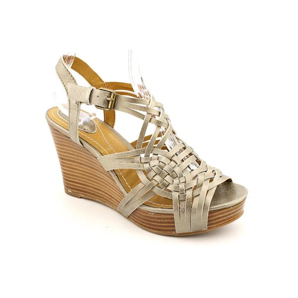 Fossil Women's 'Harmony' Leather Sandals