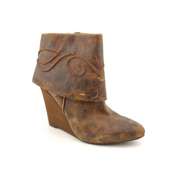 Carlos Santana Women's 'Trace' Leather Boots