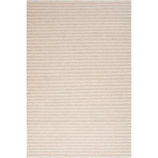 Hand-woven Emilia Biscotti Wool Rug (3'3 x 5'3)