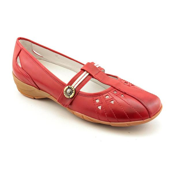Be Comfortable By Blondo Women's 'Bacardi' Leather Casual Shoes