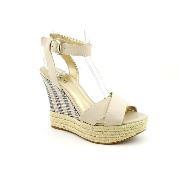 Guess Women's 'Kambria' Leather Sandals