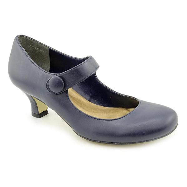 Array Women's '136455' Leather Casual Shoes - Narrow (Size 7)