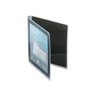 Avery Black Flexi-View 0.5-inch Capacity Presentation View Binders (Pack of 4)