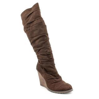 Carlos Santana Women's 'Caress' Basic Textile Boots