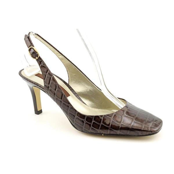 Bandolino Women's 'Gaven' Animal Print Dress Shoes (Size 6.5)