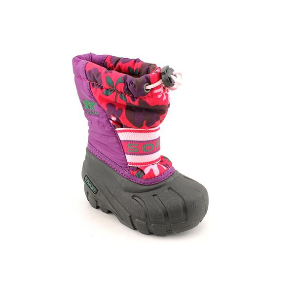 Sorel Girl's 'Cub' Basic Textile Boots