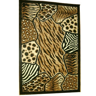 Generations Abstract Skins 74 Rug (7'9 x 10'5)