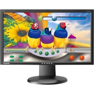 "Viewsonic VG2428wm-LED 24"" LED LCD Monitor - 5 ms"