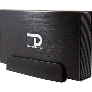 Fantom Drives 3TB External Hard Drive - 7200RPM USB 3.0/3.1 Gen 1 Alu