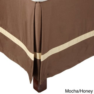 Superior Hotel Collection 300 Thread Count Cotton 15-inch Drop Bedskirt (More options available)