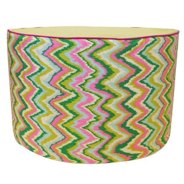 Jiti Zikat Pink 15x24-inch Decorative Pillow