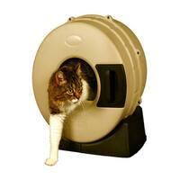 Litter Spinner Glossy Cat Litter Box
