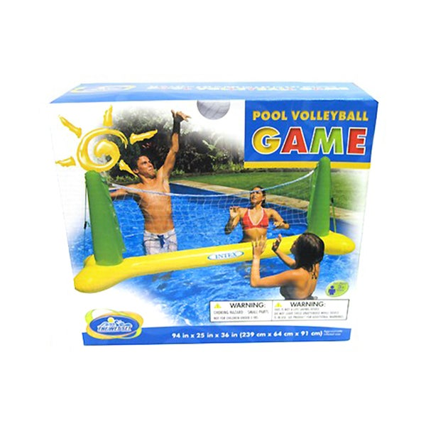 Intex Inflatable Volleyball Pool Game