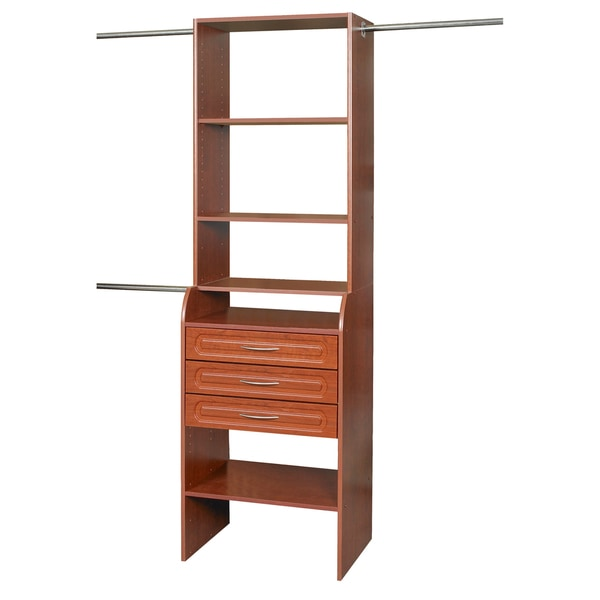 Talon 24-inch 3-drawer Closet Tower