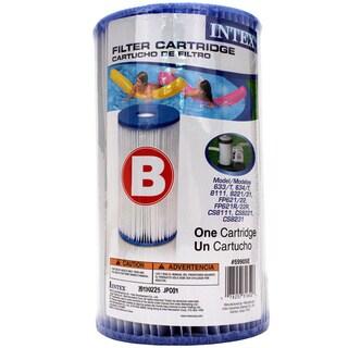 Intex Pool Filter Cartridge (Size B)
