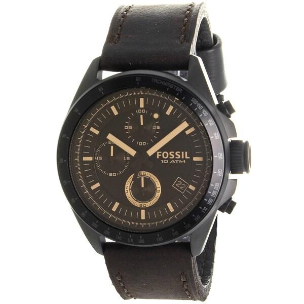 Fossil Men's Decker Watch