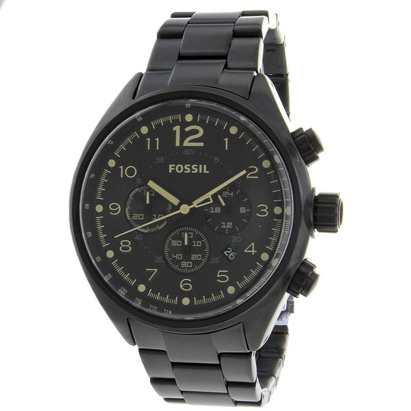 Fossil Men's Flight Chronograph Watch