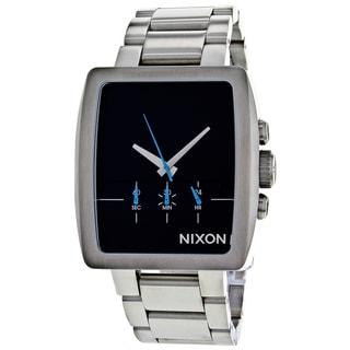 Nixon Men's Axis Stainless Steel Watch