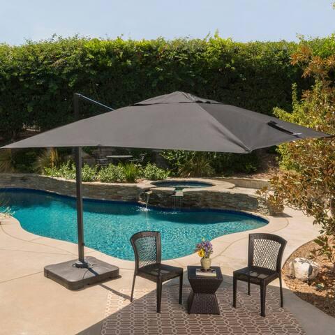 Buy Black Patio Umbrellas Online at Overstock | Our Best