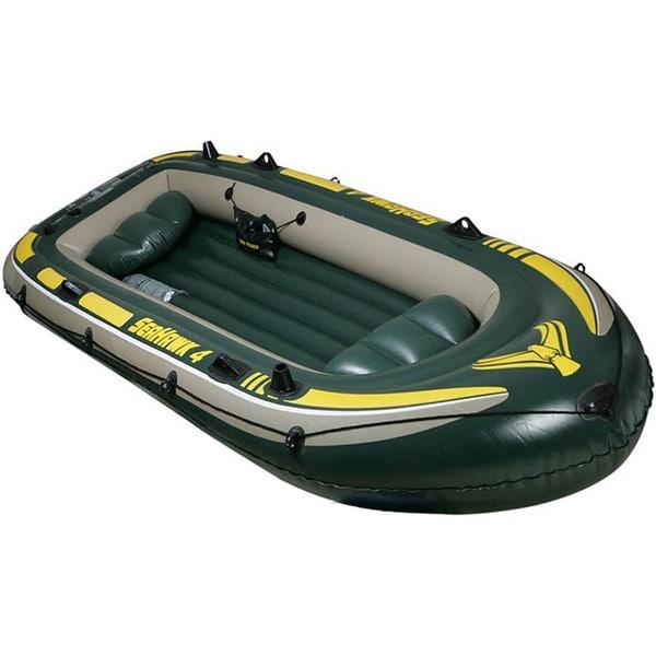 INTEX Seahawk 4-Man Boat 2012